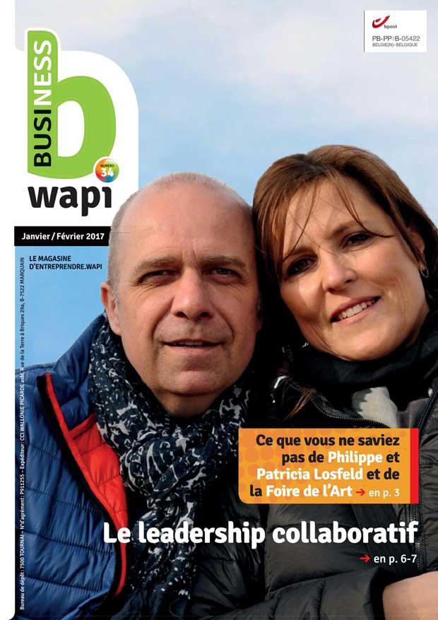 Bussiness Wapi N°34 – Janvier/Février 2017