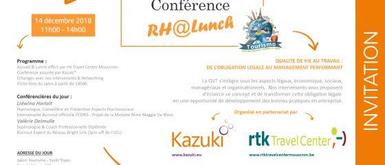 Invitation Kazuki – Salon RTK 14-12